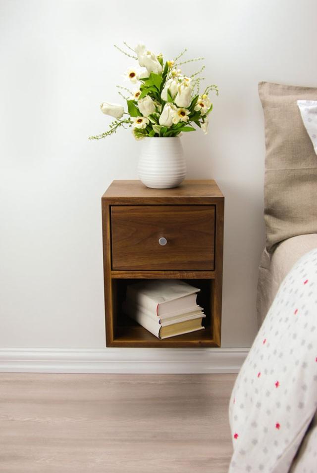 Mẹo lựa chọn nội thất giúp phòng ngủ thoáng rộng - Ảnh 3.