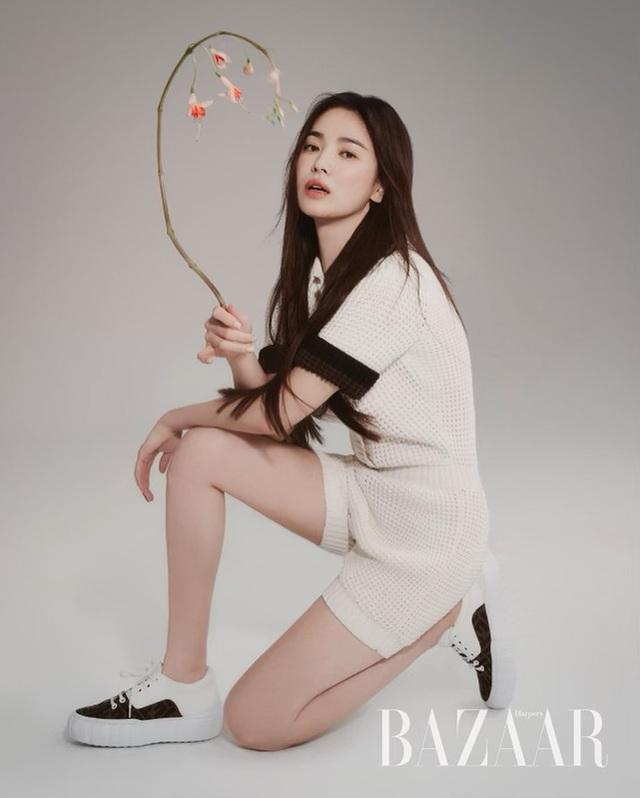 Song Hye Kyo xứng danh nữ thần không tuổi xứ kim chi - Ảnh 5.
