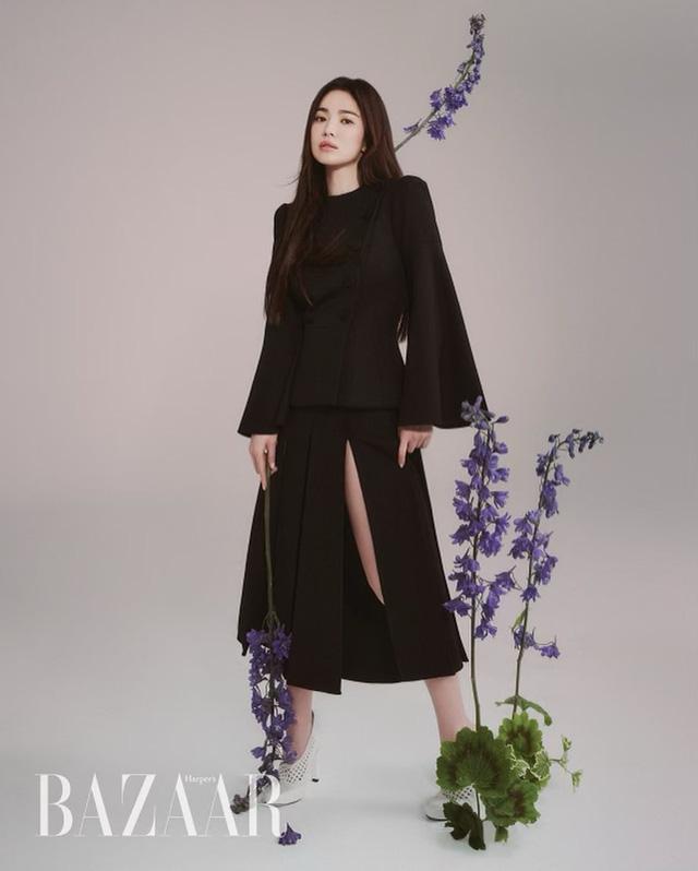 Song Hye Kyo xứng danh nữ thần không tuổi xứ kim chi - Ảnh 3.