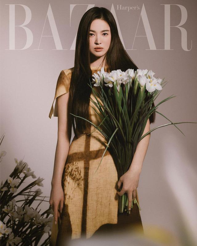 Song Hye Kyo xứng danh nữ thần không tuổi xứ kim chi - Ảnh 2.