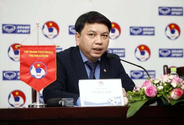 Tổng thư ký VFF: Hợp đồng của HLV Park Hang Seo có điều khoản tự động gia hạn - Ảnh 1.