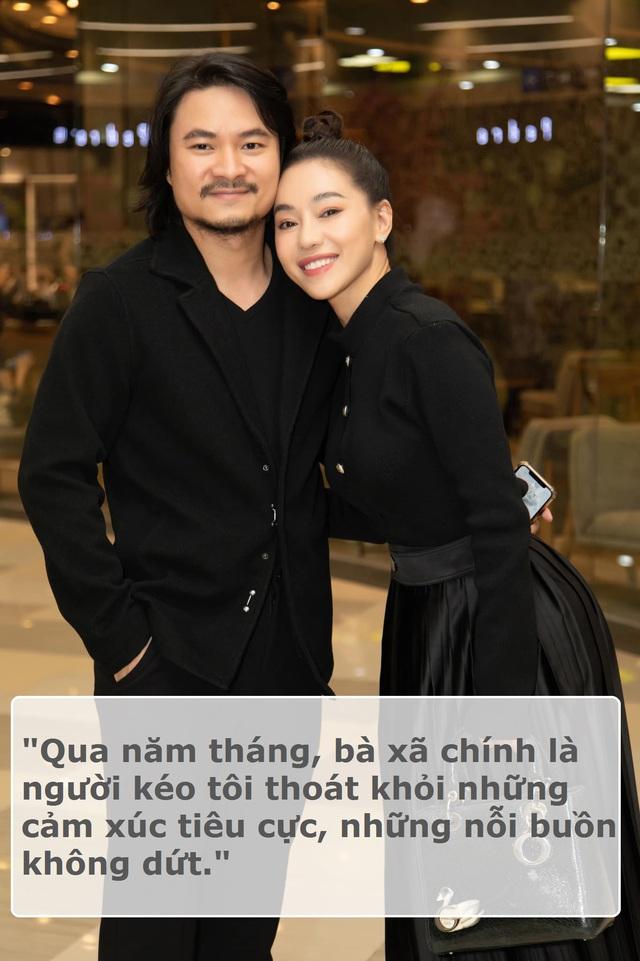 Đạo diễn Hoàng Nhật Nam: Tôi nhiều lần bực mình vì bị vợ sắp xếp - ảnh 1