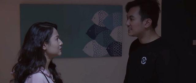 Trở về giữa yêu thương - Tập 38: Vợ chồng Yến cãi nhau to, Thu can thiệp cũng bị em dâu đốp vào mặt - ảnh 3