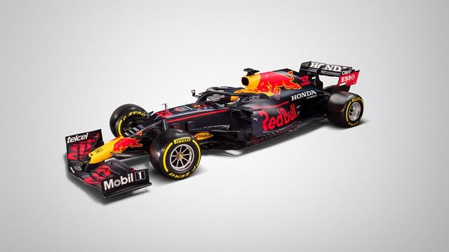 Red Bull hé lộ thiết kế của chiếc xe mùa giải 2021 - Ảnh 1.