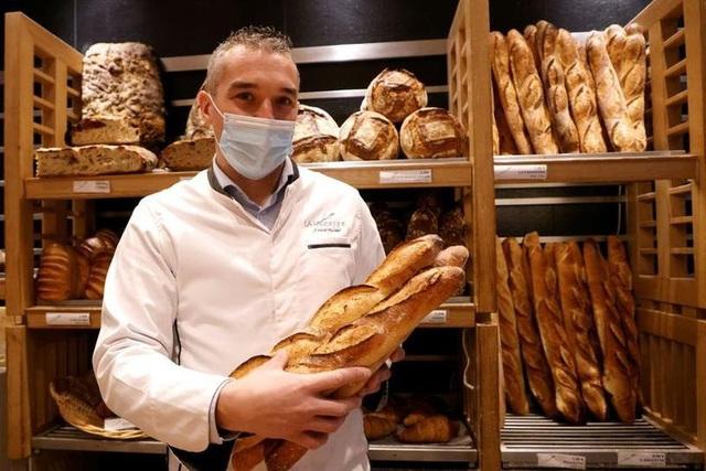 Bánh mì baguette (Pháp) được đề cử di sản văn hóa UNESCO - Ảnh 1.