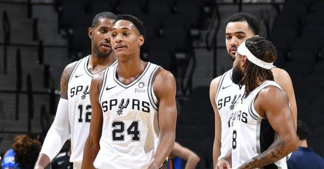 San Antonio Spurs nỗ lực đối phó với cuộc khủng hoảng nhân sự - Ảnh 1.