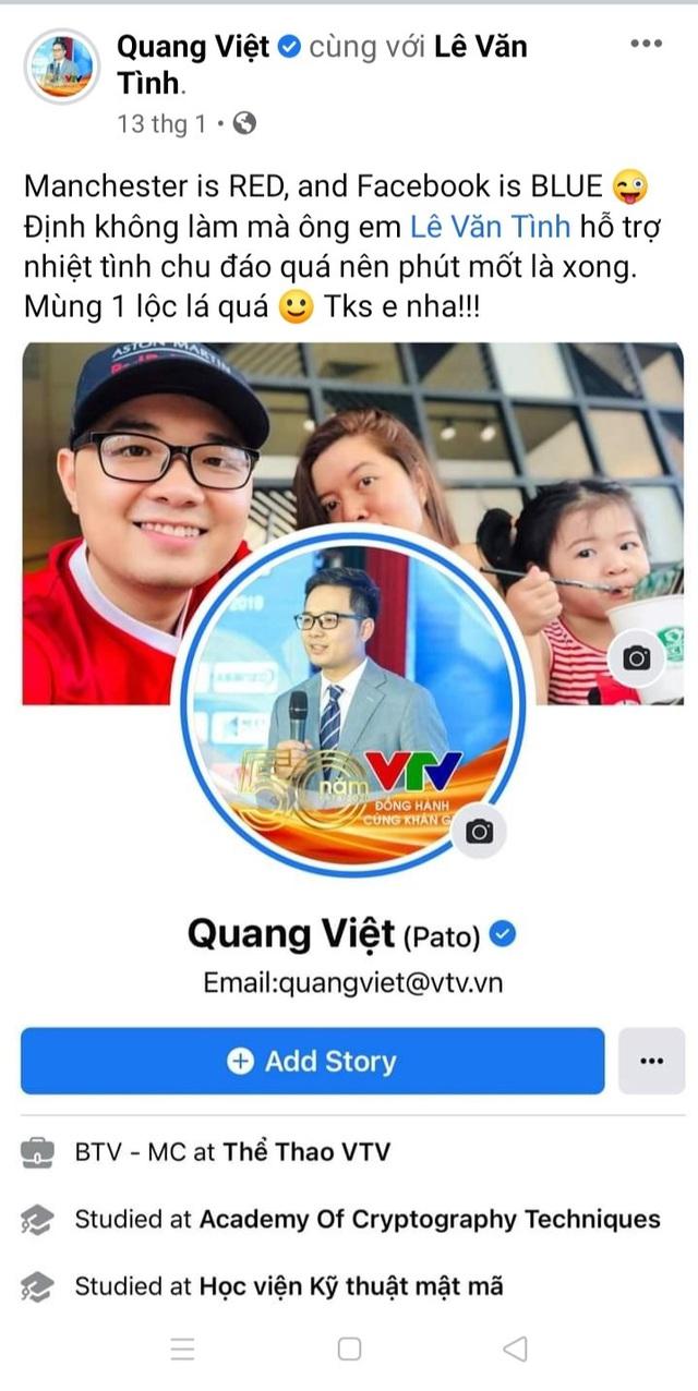 Chàng trai 9X Lê Văn Tình chia sẻ việc cấp tick xanh Facebook tại Việt Nam - Ảnh 4.