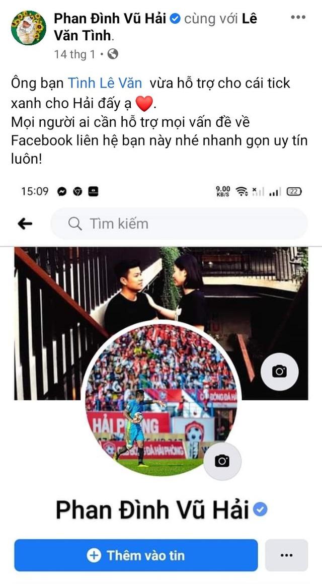 Chàng trai 9X Lê Văn Tình chia sẻ việc cấp tick xanh Facebook tại Việt Nam - Ảnh 5.