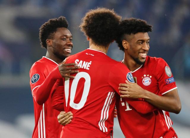 Lazio 1-4 Bayern Munich: Chiến thắng hủy diệt - Ảnh 3.