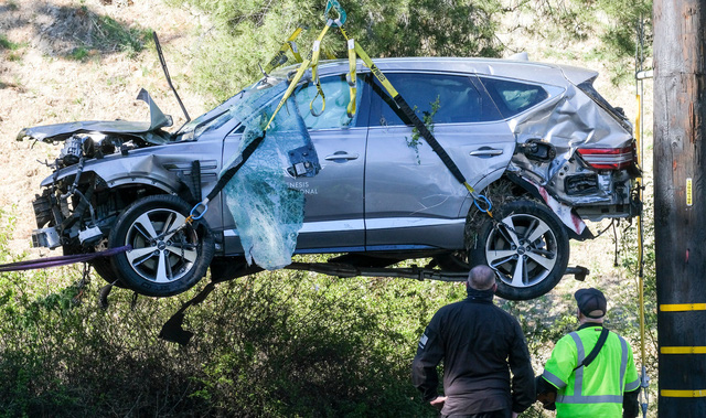 Sau tại nạn, Tiger Woods hiện đã tỉnh táo và đang trong quá trình hồi phục - Ảnh 4.