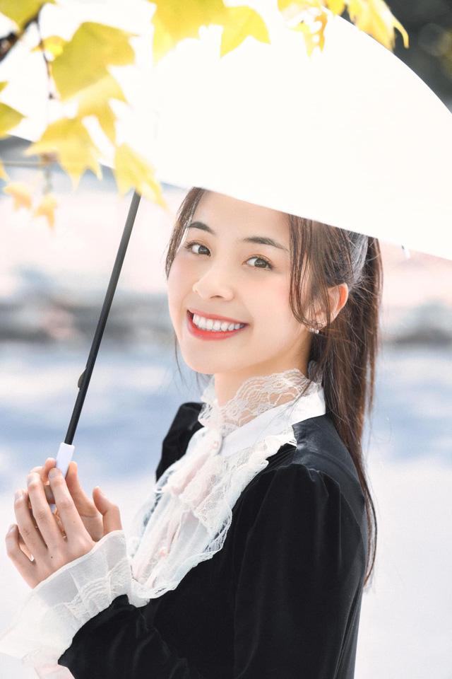 Trần Vân hóa tiểu thư ngọt ngào trong bộ ảnh mới - Ảnh 2.