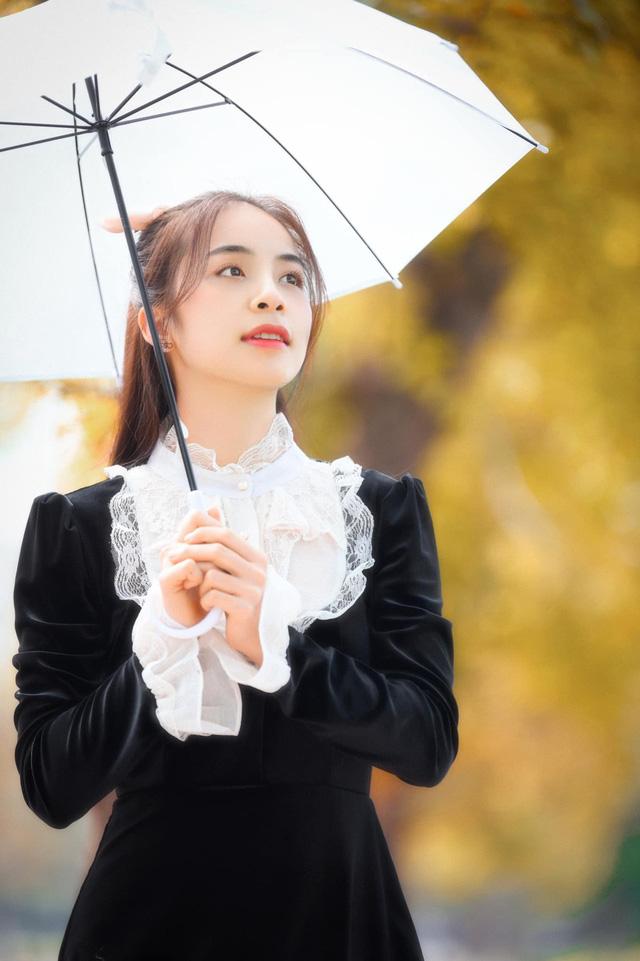 Trần Vân hóa tiểu thư ngọt ngào trong bộ ảnh mới - Ảnh 6.