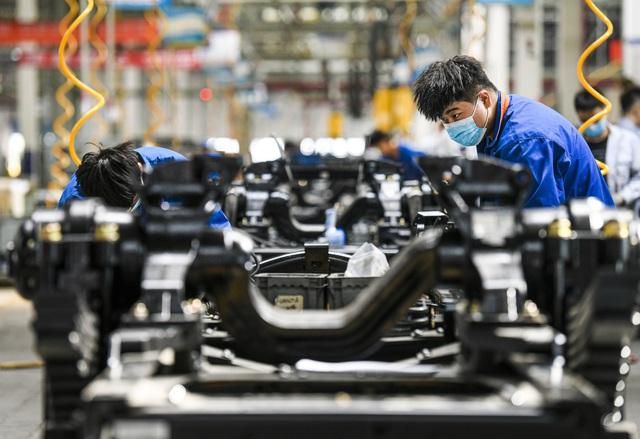 """Ngành sản xuất ô tô Trung Quốc """"bắt tay"""" với nhà cung ứng chip nội địa - Ảnh 2."""