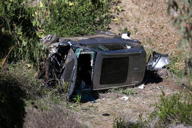 Sau tại nạn, Tiger Woods hiện đã tỉnh táo và đang trong quá trình hồi phục - Ảnh 5.