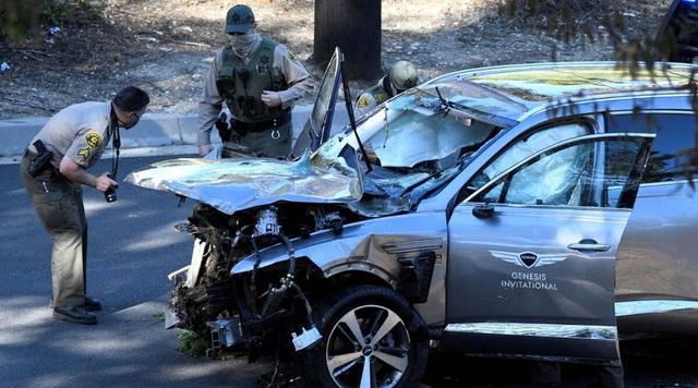 Sau tại nạn, Tiger Woods hiện đã tỉnh táo và đang trong quá trình hồi phục - Ảnh 2.