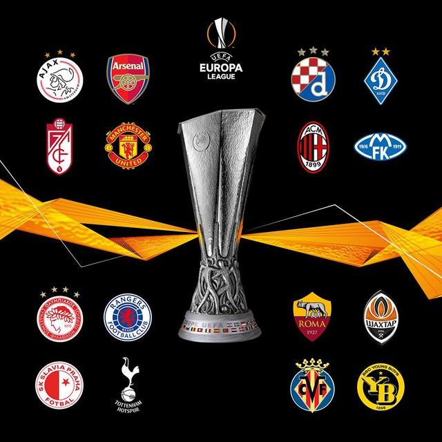 Xác định 16 đội bóng góp mặt tại vòng 1/8 Europa League 2020/21 - Ảnh 4.