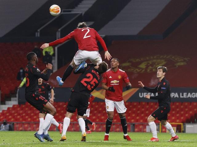 Manchester United 0-0 Real Sociedad: Man Utd vào vòng 1/8 Europa League - Ảnh 4.