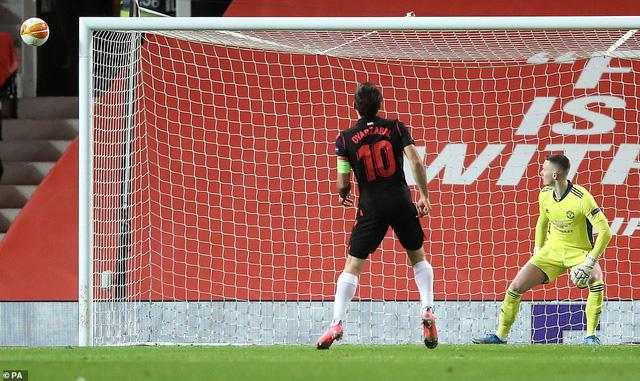 Manchester United 0-0 Real Sociedad: Man Utd vào vòng 1/8 Europa League - Ảnh 2.