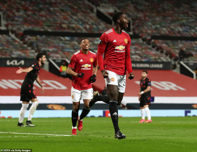 Manchester United 0-0 Real Sociedad: Man Utd vào vòng 1/8 Europa League - Ảnh 3.