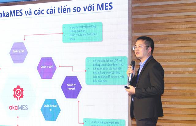 Hệ thống điều hành sản xuất akaMES giúp giảm tới 70% chi phí đầu tư - ảnh 1