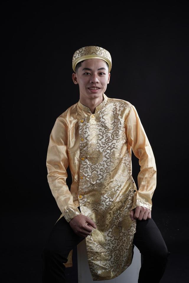 Nghệ sĩ trẻ Ngọc Anh với đam mê với múa rối - Ảnh 1.