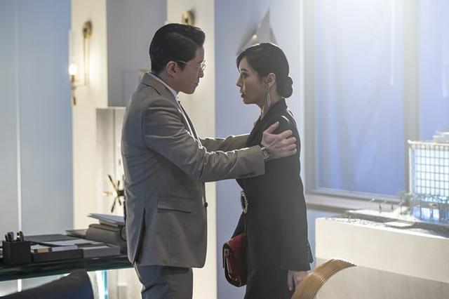 Penthouse 2: Ác nữ Cheon Seo Jin và Joo Dan Tae trở mặt - Ảnh 1.