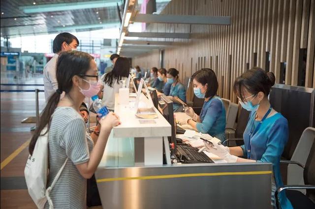 Vietnam Airlines mở lại đường bay tới Vân Đồn - Ảnh 1.