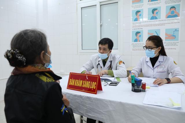 35 người đầu tiên tiêm thử nghiệm vaccine ngừa COVID-19 Nano Covax giai đoạn 2 - Ảnh 7.