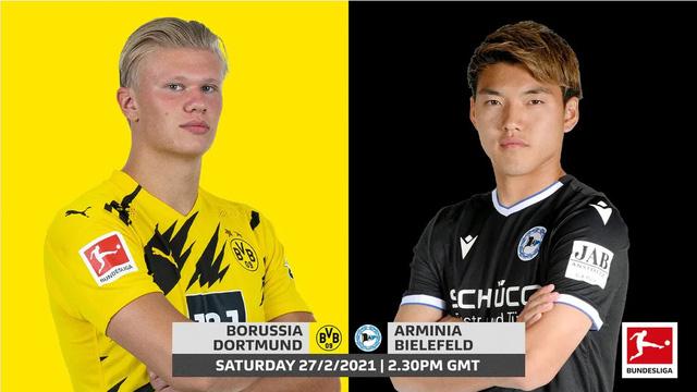 Dortmund - Arminia Bielefeld: Tiếp đà trở lại (21h30 ngày 27/2 trên VTV5, VTV6) - Ảnh 3.