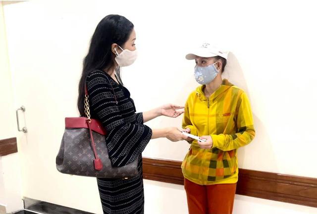 Diễn viên Thương Tín được ủng hộ thêm gần 150 triệu đồng - Ảnh 1.
