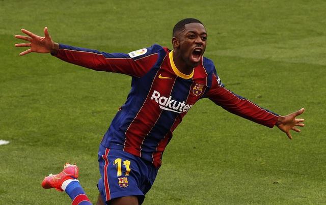 Sevilla 0-2 Barcelona: Messi tỏa sáng - Ảnh 1.