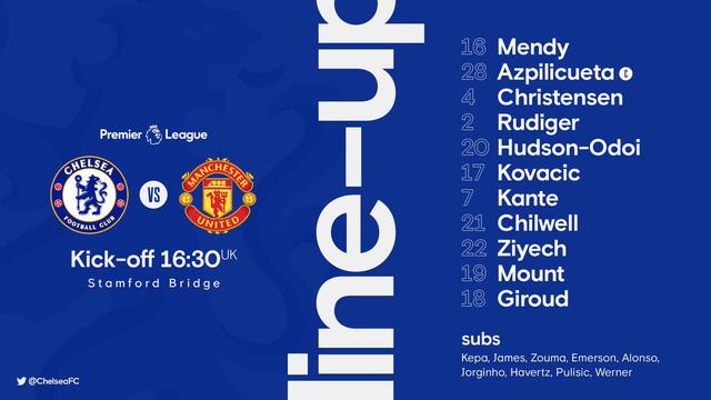 Chelsea 0-0 Man United: Chia điểm nhạt nhoà tại Stamford Bridge - Ảnh 3.