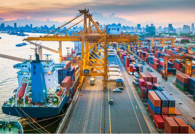 Xuất, nhập khẩu hàng hóa cả nước tăng cao trong tháng 2 - Ảnh 1.
