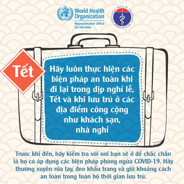 Để đón Tết an toàn trong mùa dịch, Bộ Y tế khuyến cáo những gì? - Ảnh 4.