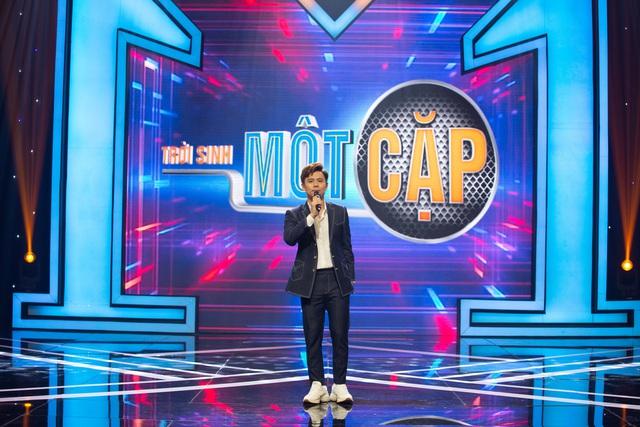 Trời sinh một cặp chưa lên sóng, MC Anh Huy dự đoán Quốc Thiên chiến thắng - Ảnh 1.