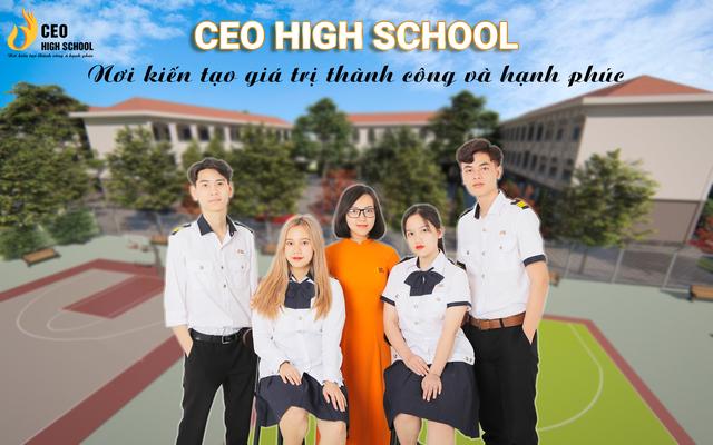 CEO High School xây dựng chương trình đào tạo toàn diện dành riêng cho học sinh THPT - Ảnh 1.