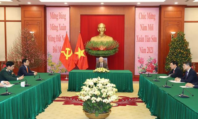 Việt Nam coi trọng củng cố, tăng cường quan hệ đối tác chiến lược toàn diện với Liên Bang Nga - Ảnh 1.