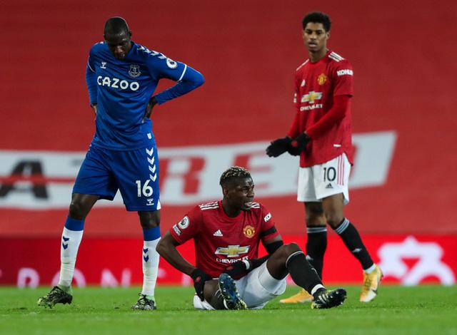 Paul Pogba dính chấn thương nặng - Ảnh 1.