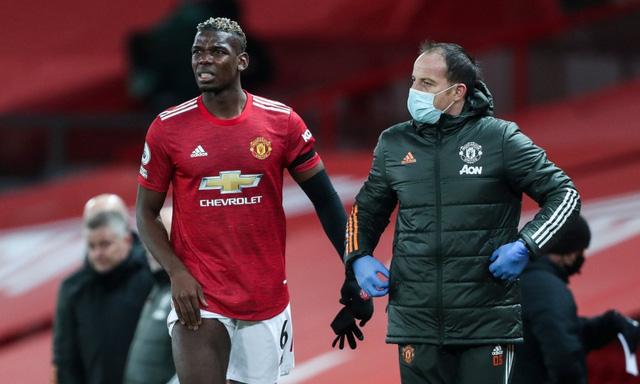 Paul Pogba dính chấn thương nặng - Ảnh 2.