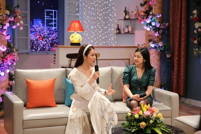 Gặp gỡ diễn viên truyền hình 2021: Vân Dung diễn lại cảnh tiểu tam thách thức chính thất với NSND Thu Hà - Ảnh 1.