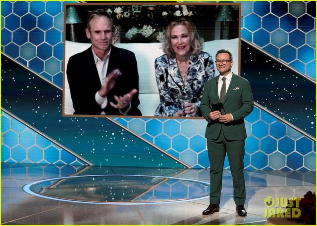 """Lễ trao giải Quả cầu vàng 2021: """"Nomadland""""  giành giải Phim xuất sắc - Ảnh 6."""