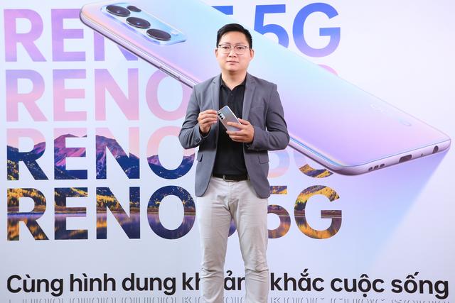 OPPO chính thức giới thiệu Reno5 5G tại Việt Nam - Ảnh 2.