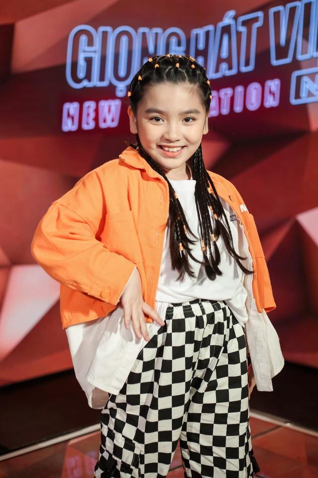 Giọng hát Việt nhí: Phong cách của đội BigDaddy - Emily gói gọn trong một chữ Trending! - Ảnh 3.