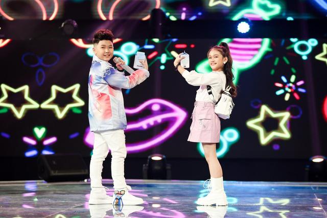 Giọng hát Việt nhí: Phong cách của đội BigDaddy - Emily gói gọn trong một chữ Trending! - Ảnh 5.