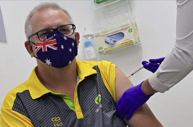 Australia thành lập đơn vị chuyên giải quyết thông tin sai lệch về vaccine COVID-19 - Ảnh 1.
