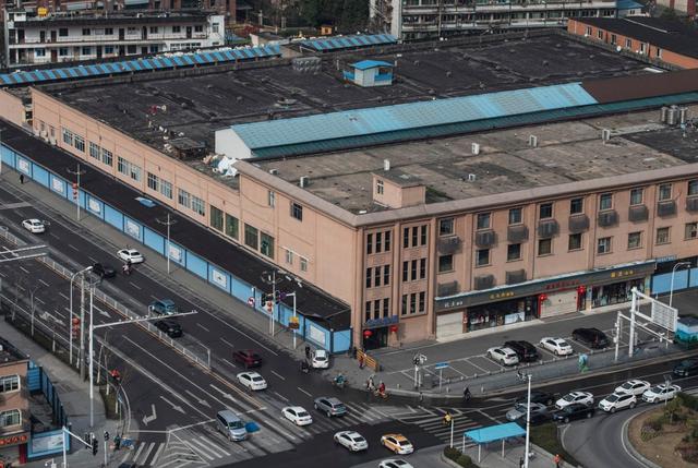 """Khu chợ thứ hai tại Vũ Hán có liên quan đến """"bệnh nhân số 0"""" - Ảnh 1."""
