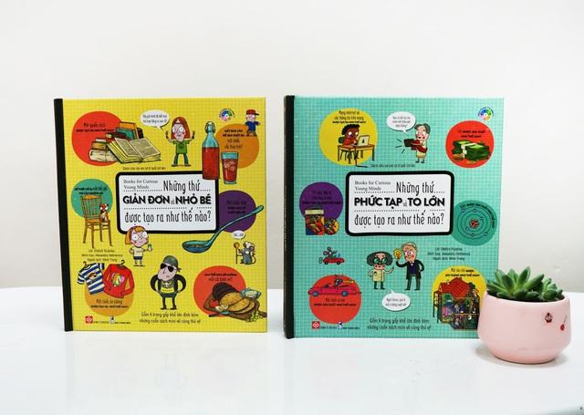 Books for curious young minds: Khám phá chân trời kiến thức mà không nhàm chán - Ảnh 1.