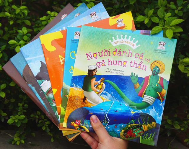 Books for curious young minds: Khám phá chân trời kiến thức mà không nhàm chán - Ảnh 2.