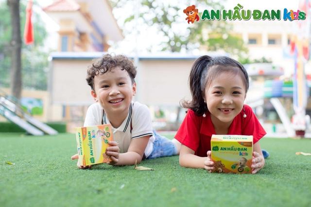 An Hầu Đan Kids – Sản phẩm hỗ trợ điều trị viêm amidan từ nghiên cứu khoa học - Ảnh 2.