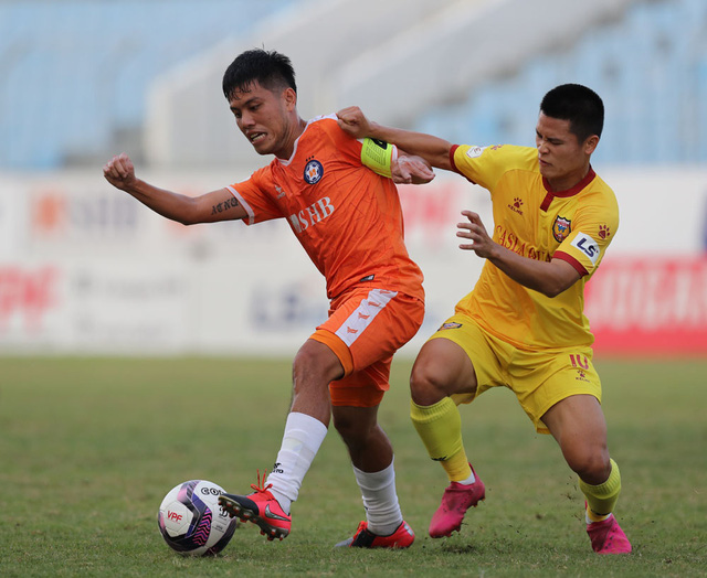 Kết quả, BXH Vòng 3 LS V.League 1-2021: SHB Đà Nẵng vững ngôi đầu - Ảnh 3.